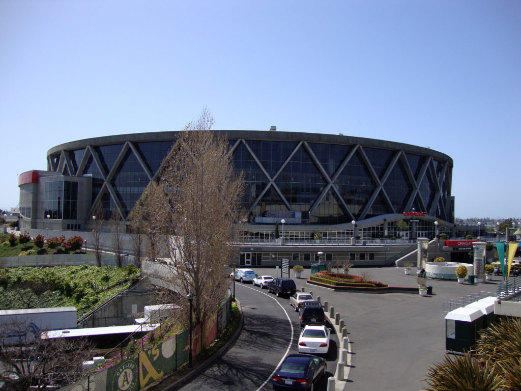 Oracle Arena i Oakland