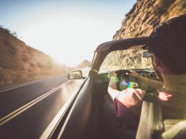 Leje af bil i USA